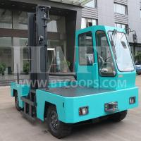 Wholesale 5t 3.6m lifting height Diesel Side Loading Counter-Weight Forklift Truck from china suppliers