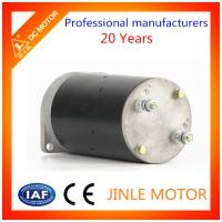 Wholesale 12V 800W 3500RPM Hydraulic DC Motor With Permanent Magnet OEM from china suppliers
