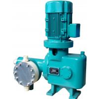Wholesale 350LPH 63 Bar Motor Driven Diaphragm Pump , Chemical Metering Pump High Pressure from china suppliers