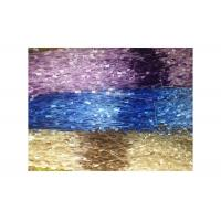 Wholesale 100% Polyester Multi Color Crochet Fancy Yarns For Knitting Scarf , Eco Friendly from china suppliers