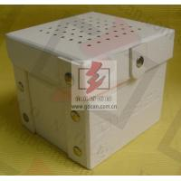 Wholesale White Gift Candle Packaging Boxes Cardboard Storage Boxes With Lids from china suppliers