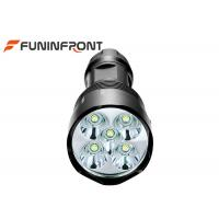 Wholesale 5LEDs CREE XML T6 300 Meters High Range Torch for Outdoor Bicycle Light from china suppliers