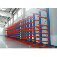 Wholesale Steel Structural Cantilever Storage Racks For Building Materials Optional Color from china suppliers
