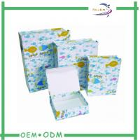 Wholesale Stronge Magnetic Gift Set Decorative Handmade Package Box OEM / ODM from china suppliers