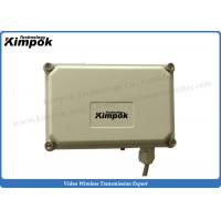 Wholesale 5.8Ghz 5 Watt Wireless Video Sender Waterproof Video Transmitter and Receiver Long Range from china suppliers