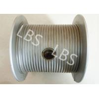 Wholesale Custom Steel Spooling Device Lebus Grooved Drum For Crane Winch from china suppliers