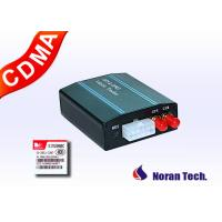 Wholesale Noran International CDMA GPS Tracker Data Transmit Work With Your Own Tracking Server from china suppliers