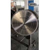 Buy cheap OD620mm Tct Saw Blade Aluminum Sharp Cutting Blade With Trapezoid Teeth from wholesalers
