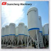 Wholesale Carton Steel Cement Storage Silo , Dry Mortar Mixing Storage Tank Portable Cement Silo from china suppliers
