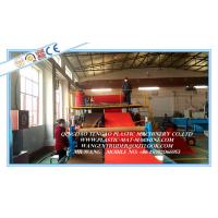 Wholesale PVC Floor Sheet Extruder Machine / PVC Flooring Production Line from china suppliers