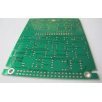 Buy cheap Green Solder Mask Aluminum PCB Board 2 Layer Lead Free HAL For LED Display from wholesalers