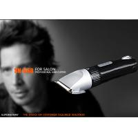 Wholesale Rechargeable Barber Hair Clipper With Replacement Ceramic Blade Set from china suppliers