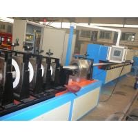 Buy cheap High Impact Wire And Cable Machinery , Production Line For Corrugation Sheath Cable from wholesalers
