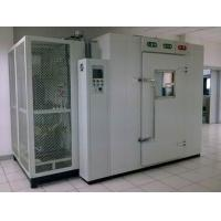Buy cheap Stability Test Temperature Humidity Chamber , Walk In Environmental Chamber from wholesalers