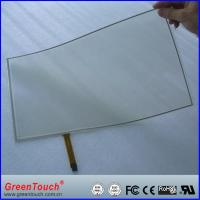 Wholesale 0.5mm thickness 4 wire resistive touch screen 18.5 inch industrial control from china suppliers