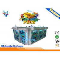 Wholesale Fish Frenzy Arcade Seafood Plus Malaysia Small Fish Machine With Ict Bill Acceptor Printer from china suppliers