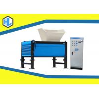 Wholesale Electric Industrial Wood Waste Shredder Machine 30mm Knife Thickness from china suppliers