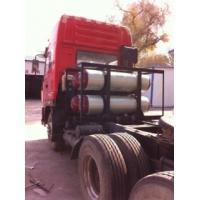 Quality Type 2 Natural Gas Cylinder with Fiberglass Wrapped ISO11439 Standard OD 420mm for sale