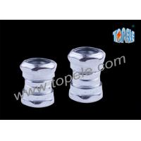Zinc Die Cast EMT Compression Coupling , EMT Conduit Fittings