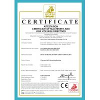 Wuxi ComiX Vulcanization Technology Co.,Ltd. Certifications