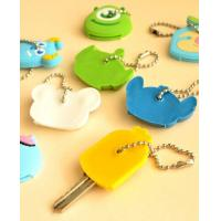 Quality Eco-friendly silicone cute key caps customized durable silicone key cap for gift for sale