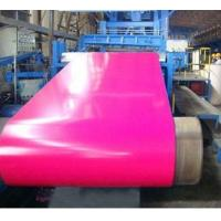 Wholesale Custom Zinc coating Prepainted Galvanized Steel Coil Colorbond DX51 ASTM A653 from china suppliers