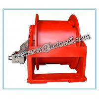 Quality custom built 10 ton hydraulic winch hoisting hydraulic winch with pull force 6 ton for sale