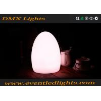 Wholesale Smart Cordless Flash Rechargeable LED Table Lamps Hard Plastic For Events Party from china suppliers