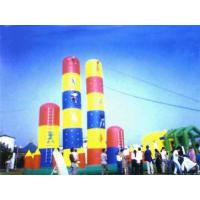 Wholesale Inflatable Amusement Park Bungee Trampoline For Outdoor Games from china suppliers