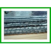 Wholesale Single Or Double Bubble Padded Silver Foil Insulation Material For Packaging from china suppliers