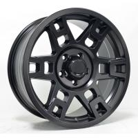 Wholesale suv 4x4 16x8.0  17x8.0 car alloy wheels KIN-6046 from china suppliers