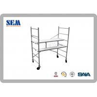 Wholesale 6 Height Aluminium Scaffolding , Lightweight / Easy Storage Scaffolding For Sale from china suppliers