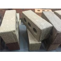 Wholesale Multi Holes White Brick Veneer , Brick Facade Exterior Wall 210x100x65mm from china suppliers