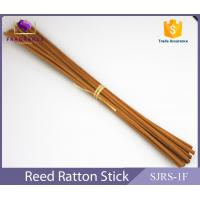 Wholesale Orange Rattan Reed Sticks Room Diffuser Sticks Environmental Friendly from china suppliers