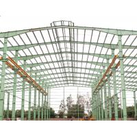 Wholesale Professional Industrial Steel Structure Buildings With A Set of Mature System from china suppliers