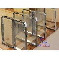 Wholesale Fast Speed automatic swing  barrier gate for station airport and Fitness Gym from china suppliers