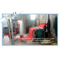 Quality PVC Floor Carpet Extrusion Line / PVC Coil Cushion Mat Sheet Manufacturing Plant Machine for sale