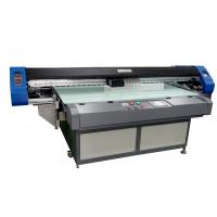 Wholesale Auto Led Flatbed UV Inkjet Printer 1700mm Two Epson Print Heads from china suppliers