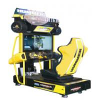 Buy cheap 2014 New Hummer Car Racing Game Machine from wholesalers