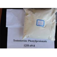 Quality 99% Raw Testosterone Powder Testosterone Phenylpropionate for Growing Muscle for sale