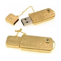Wholesale Stylish Leather 2G,4G,8G metal full capacity USB Pen Drives from china suppliers