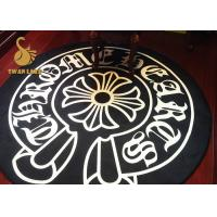 Wholesale Elegant Style Custom Size Outdoor Carpet , Small Circular Rugs Different Color from china suppliers