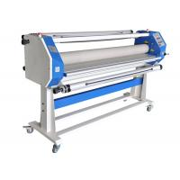 Wholesale 1600mm Auto Photo Laminator Machine Vinyl Banner Cold / Hot Laminating from china suppliers