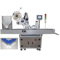Wholesale 10ml Small bottle labeling machine with PLC operation , penicillin label sticker machine for pharmaceuticals from china suppliers