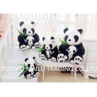 Wholesale Panda Mother And Baby PP Cotton Filled Kids Stuffed Toys With Safety EN71 Standards from china suppliers