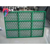 Buy cheap High Strength Steel Frame Brandt Shaker Screens Replacement 1250 X 635mm Size from wholesalers