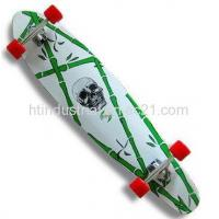 China Sell Good Quality and Nice Shape Longboard Skateboards on sale
