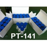 Wholesale PT -141 Peptide Growth Steroid Powder For Sexual Stimulation Cas 32780-32-8 from china suppliers