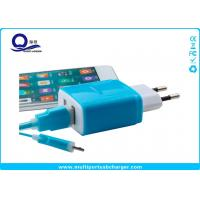 Wholesale US / EU Plug Power Qualcomm Quick Charger Station With Multiple Usb Ports from china suppliers