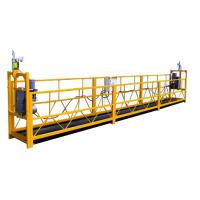 Wholesale Safe Working Access Construction Equipment 2.5m x 3 1000 kg ZLP1000 from china suppliers